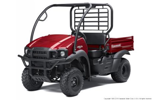 2018 Kawasaki Mule SX Base at Pete's Cycle Co., Severna Park, MD 21146