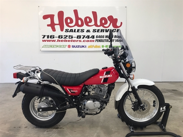 2018 Suzuki VanVan 200 at Hebeler Sales & Service, Lockport, NY 14094