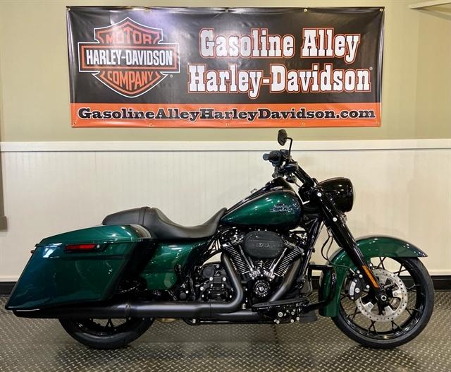2021 Harley-Davidson Grand American Touring Road King Special at Gasoline Alley Harley-Davidson (Red Deer)