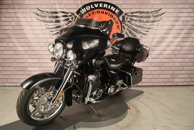 2013 Harley-Davidson Electra Glide CVO Ultra Classic 110th Anniversary Edition at Wolverine Harley-Davidson