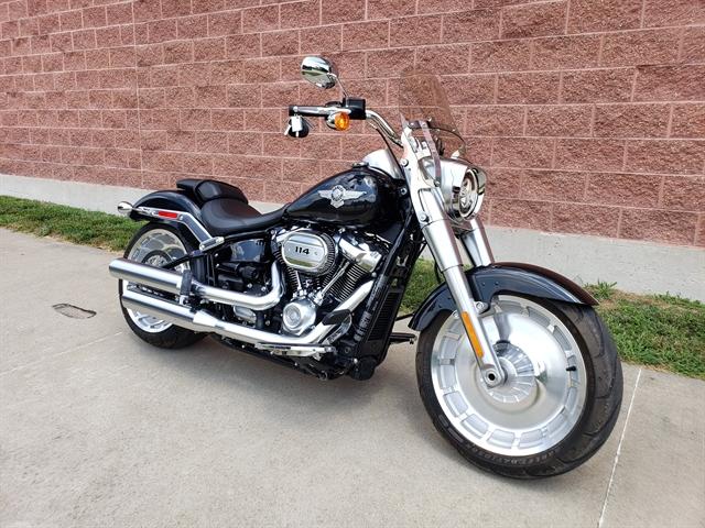 2018 Harley-Davidson Softail Fat Boy 114 at Legacy Harley-Davidson