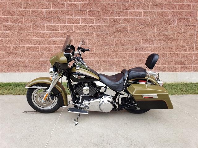 2007 Harley-Davidson Softail Deluxe at Legacy Harley-Davidson