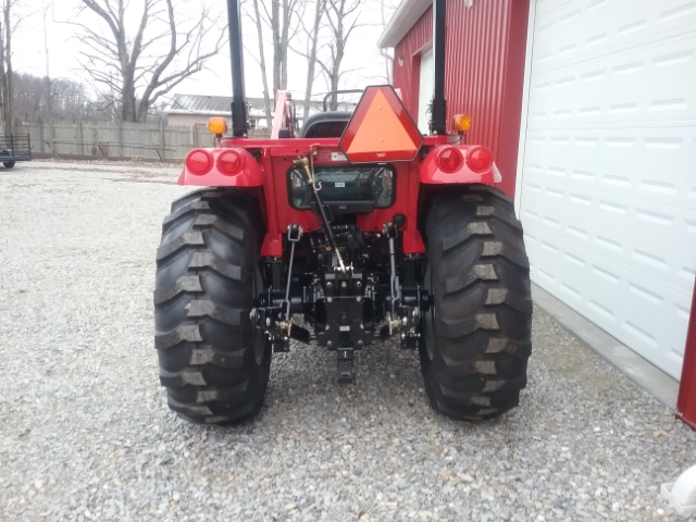 2018 Mahindra TR 2655 at Thornton's Motorcycle - Versailles, IN