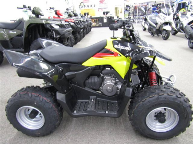 2018 Suzuki QuadSport Z90 at Seminole PowerSports North, Eustis, FL 32726