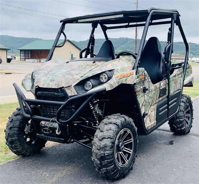 2016 Kawasaki Teryx Camo at Prairie Motor Sports