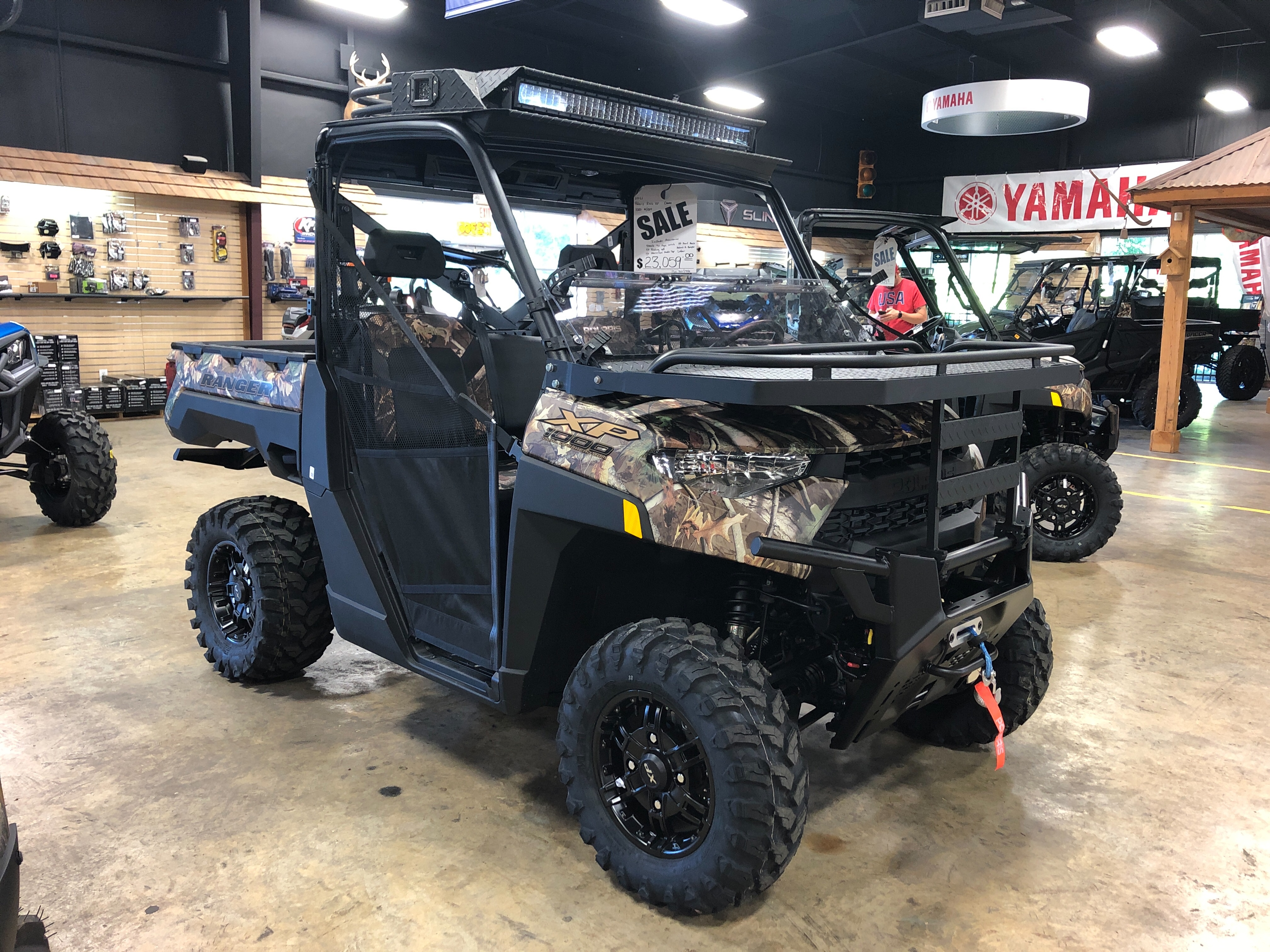 2021 POLARIS 1000 XP Premium at ATV Zone, LLC
