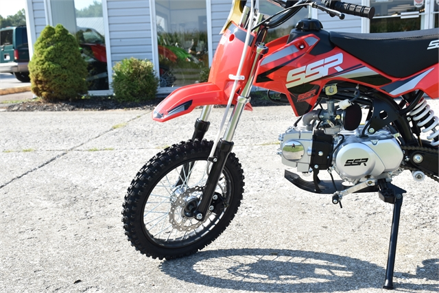 2021 SSR Motorsports SR125 125TR at Thornton's Motorcycle - Versailles, IN