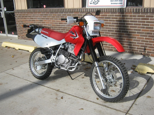 2017 Honda XR650L at Brenny's Motorcycle Clinic, Bettendorf, IA 52722
