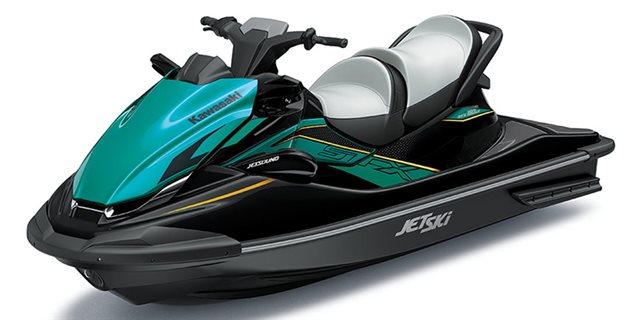 2022 Kawasaki Jet Ski STX 160LX at Shawnee Honda Polaris Kawasaki