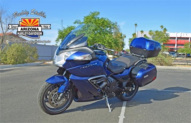 2015 Triumph Trophy SE ABS at Buddy Stubbs Arizona Harley-Davidson