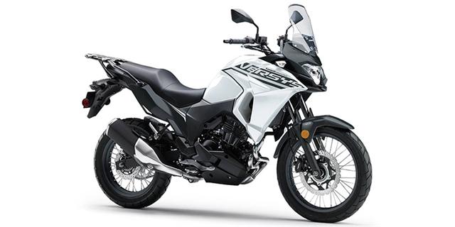 2020 Kawasaki Versys-X 300 ABS at Hebeler Sales & Service, Lockport, NY 14094