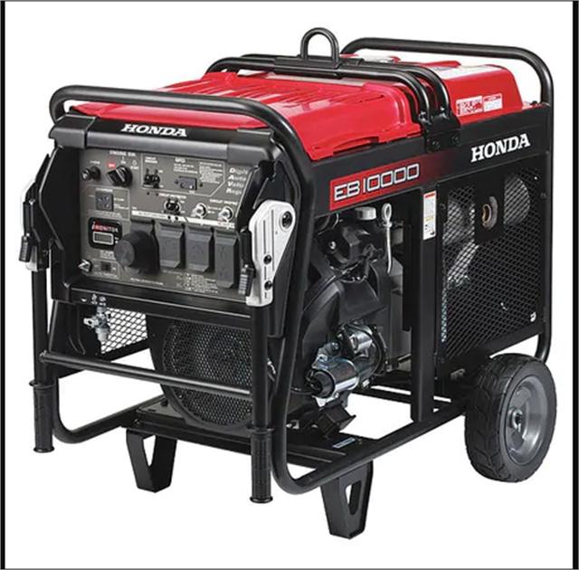 2021 Honda Power Equipment EB10000AG at Columbanus Motor Sports, LLC