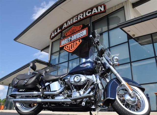 2013 Harley-Davidson Softail Deluxe at All American Harley-Davidson, Hughesville, MD 20637