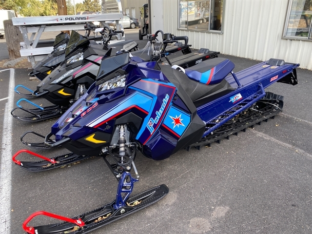 2020 Polaris PRO-RMK 800 155 at Cascade Motorsports