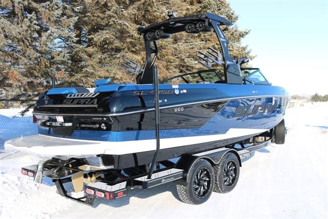 2019 Supra SL450 at Fort Fremont Marine, Fremont, WI 54940