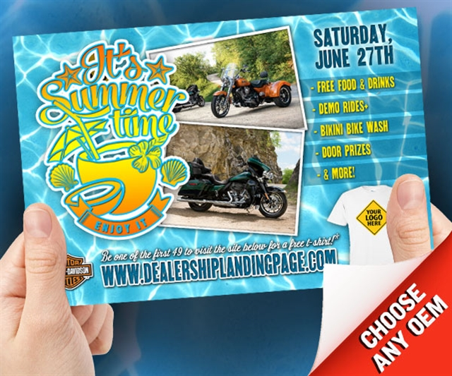 It's Summertime Powersports at PSM Marketing - Peachtree City, GA 30269