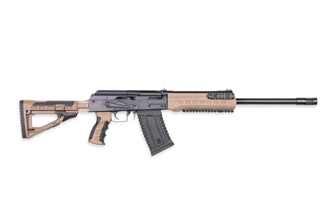 2019 Kalashnikov USA KS-12T FDE at Harsh Outdoors, Eaton, CO 80615
