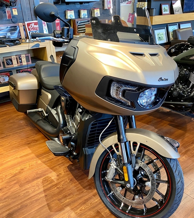 2020 Indian Challenger Dark Horse at Shreveport Cycles