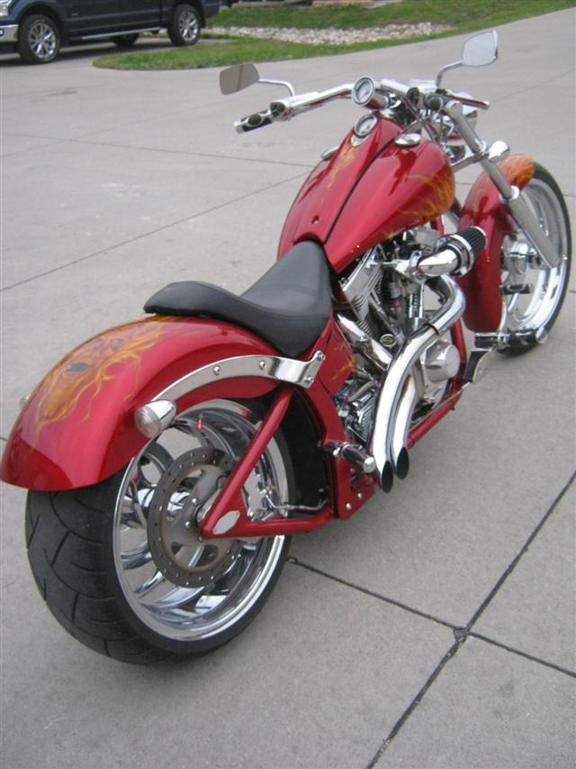 2004 Big Dog Mastiff at Brenny's Motorcycle Clinic, Bettendorf, IA 52722