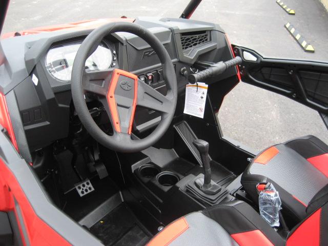 2020 Polaris RZR XP 4 Turbo - Indy Red at Fort Fremont Marine