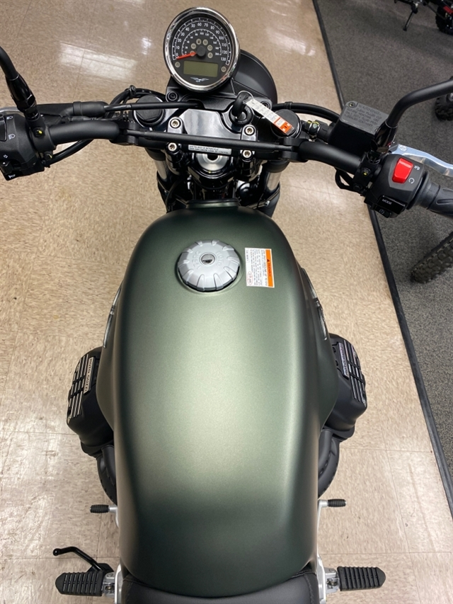 2020 Moto Guzzi V7 III Rough at Sloans Motorcycle ATV, Murfreesboro, TN, 37129