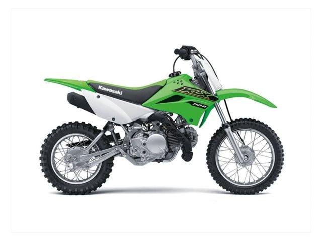 2021 Kawasaki KLX110R at Friendly Powersports Slidell