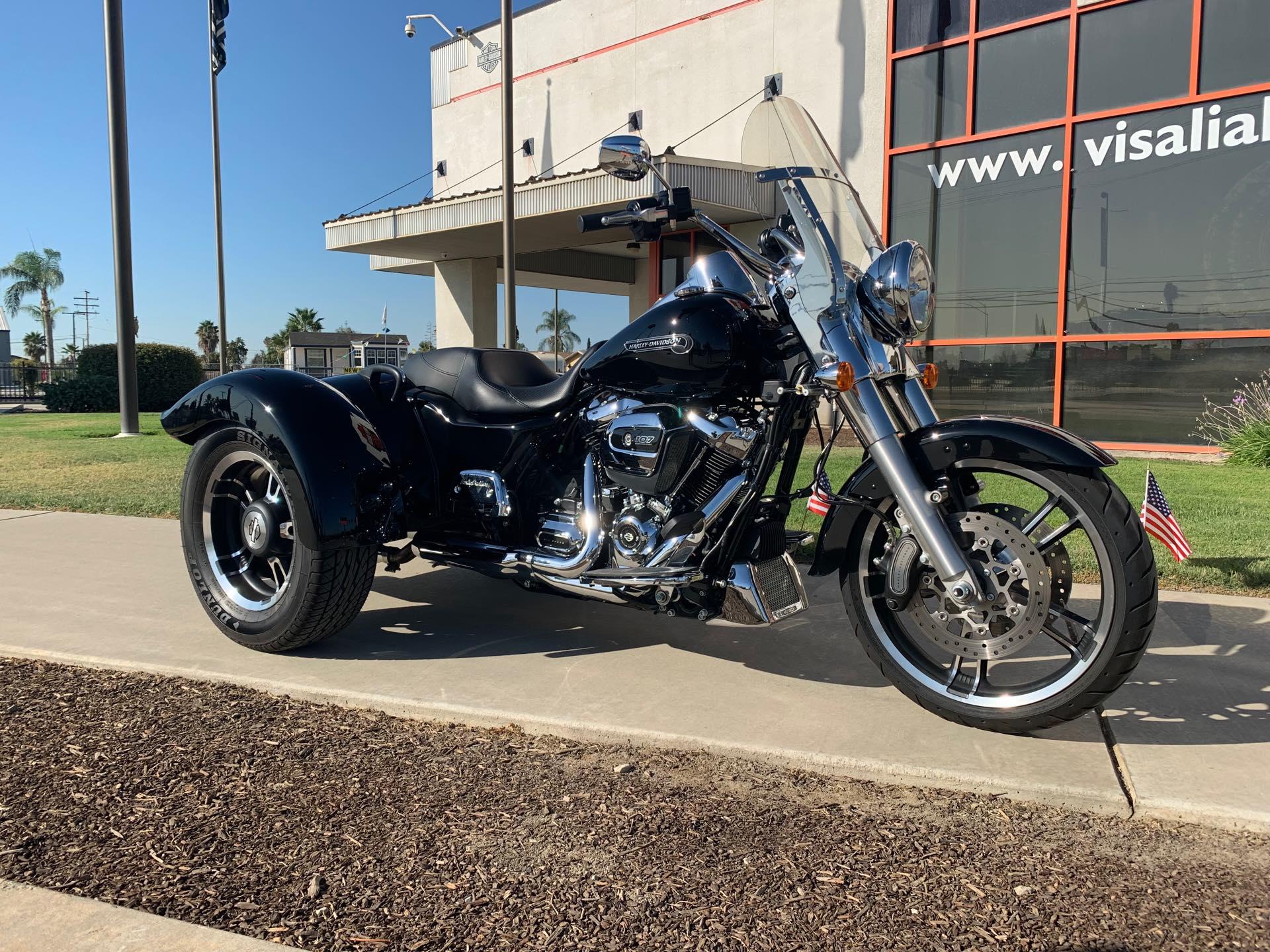 2017 Harley-Davidson Trike Freewheeler at Visalia Harley-Davidson