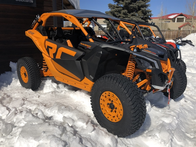 2020 Can-Am Maverick X3 X rcTURBO RR at Power World Sports, Granby, CO 80446