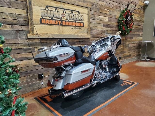 2014 Harley-Davidson Electra Glide CVO Limited at Bull Falls Harley-Davidson