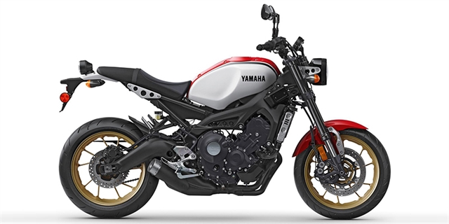 2021 Yamaha XSR 900 at Wild West Motoplex