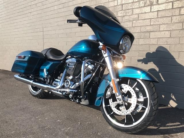 2020 Harley-Davidson Touring Street Glide at Cannonball Harley-Davidson®