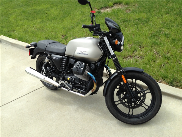 2016 Moto Guzzi V7 II Stone ABS at Indian Motorcycle of Northern Kentucky