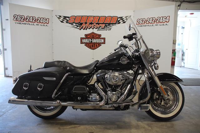 2010 Harley-Davidson Road King Classic at Suburban Motors Harley-Davidson