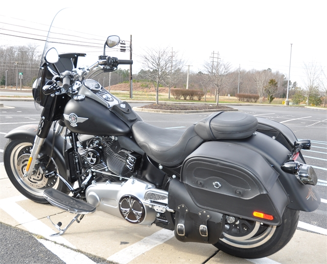 2011 Harley-Davidson Softail Fat Boy Lo at All American Harley-Davidson, Hughesville, MD 20637