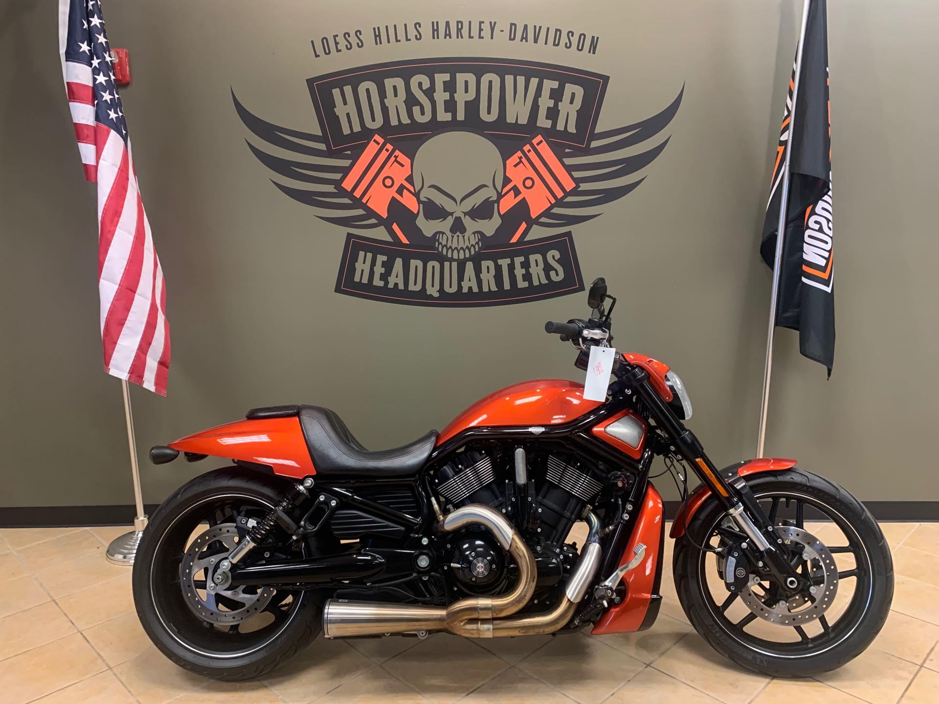 2014 Harley-Davidson V-Rod Night Rod Special at Loess Hills Harley-Davidson