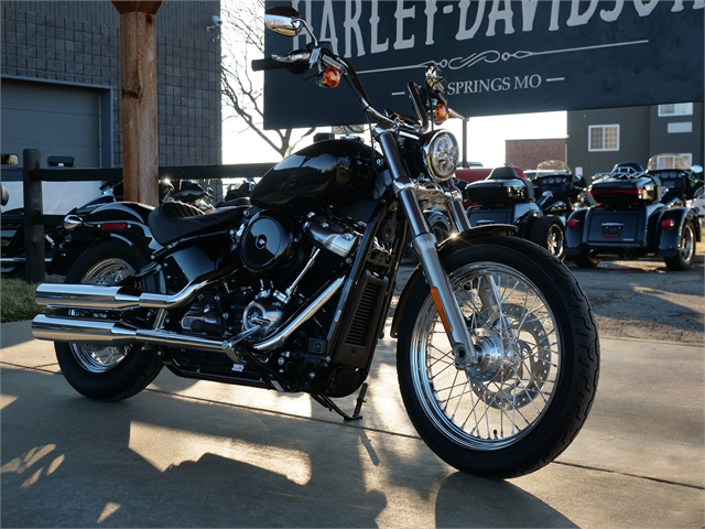 2021 Harley-Davidson Cruiser FXST Softail Standard at Outlaw Harley-Davidson