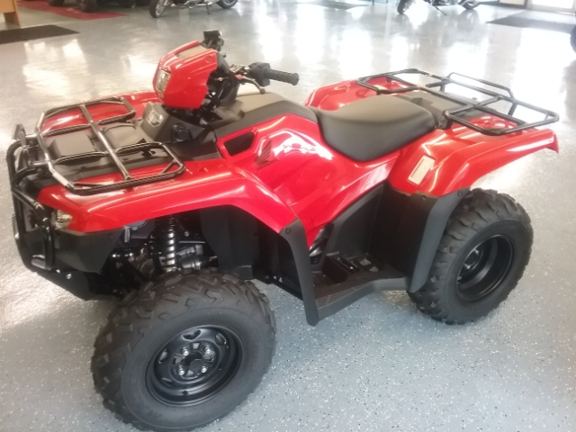 2018 Honda FourTrax Foreman 4x4 at Thornton's Motorcycle - Versailles, IN