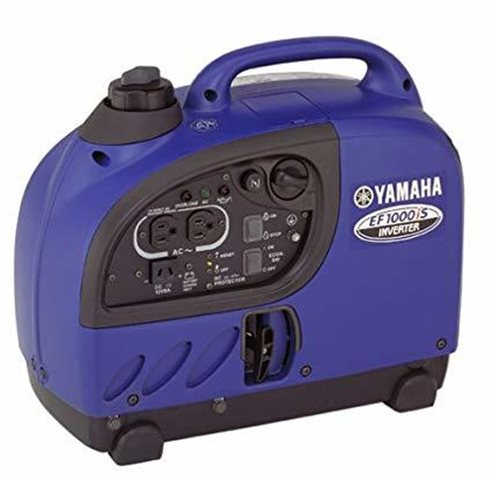 2018 Yamaha Power Portable Generator EF1000iS at Yamaha Triumph KTM of Camp Hill, Camp Hill, PA 17011