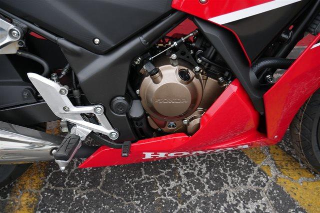2019 Honda CBR300R Base at Powersports St. Augustine