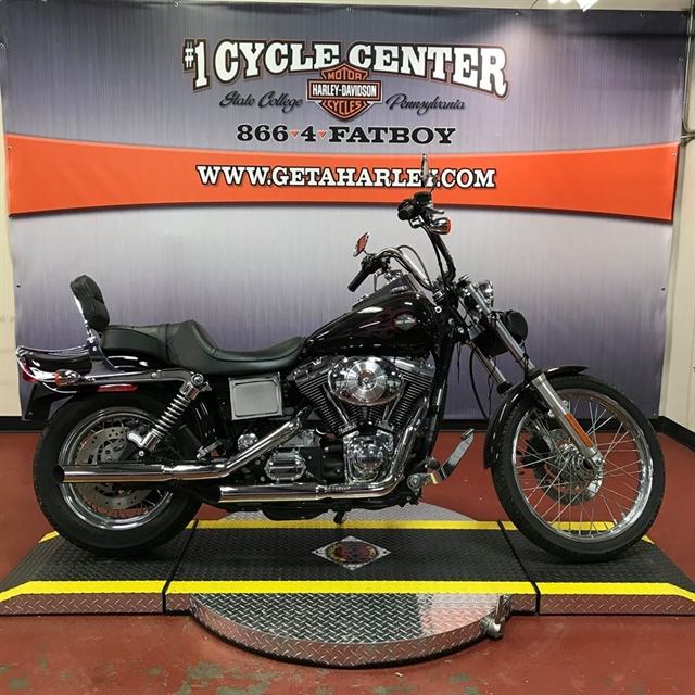 2002 Harley-Davidson FXDWG at #1 Cycle Center Harley-Davidson