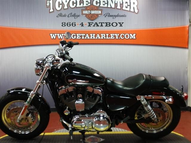 2017 Harley-Davidson Sportster 1200 Custom at #1 Cycle Center Harley-Davidson