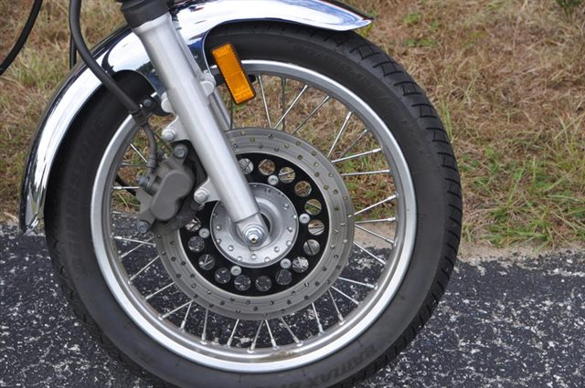 2016 Yamaha SR400 Base at Seminole PowerSports North, Eustis, FL 32726