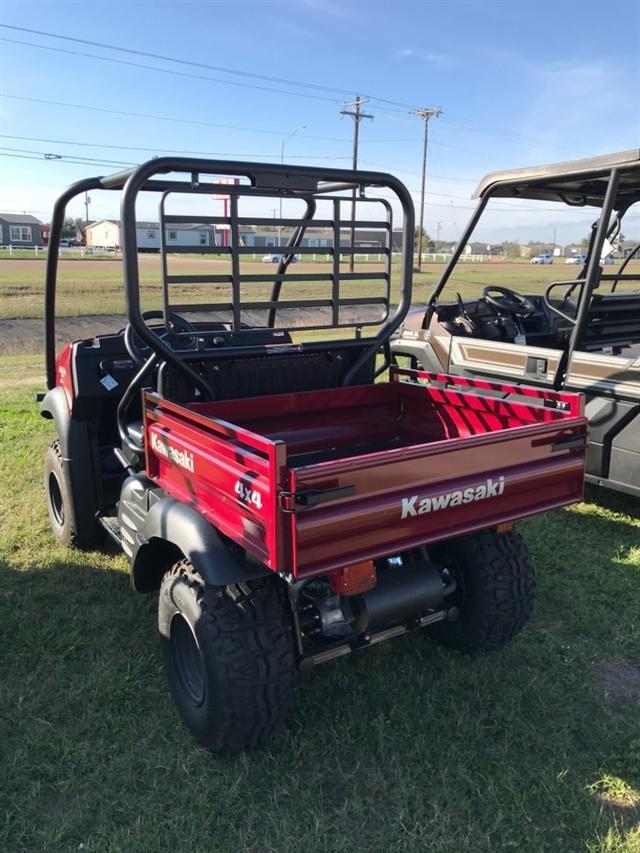 2020 Kawasaki Mule SX 4X4 FI 4x4 at Dale's Fun Center, Victoria, TX 77904