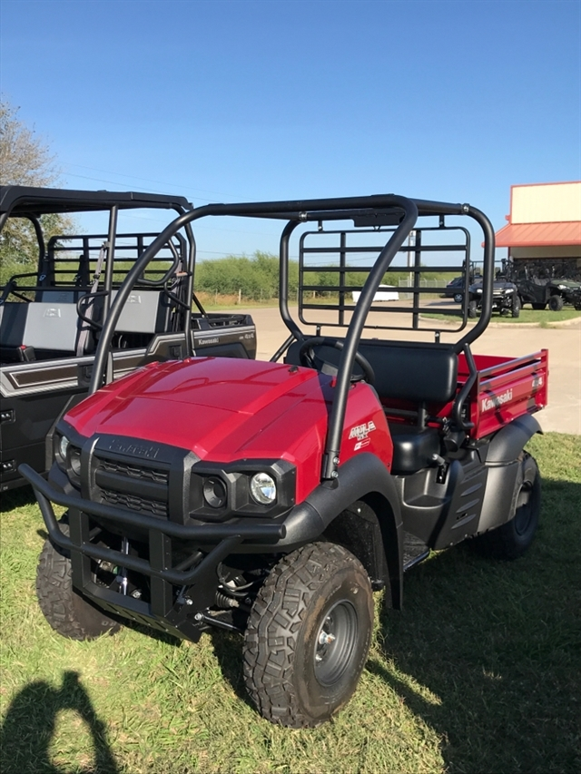 2020 Kawasaki Mule SX 4X4 FI 4x4 at Dale's Fun Center, Victoria, TX 77904