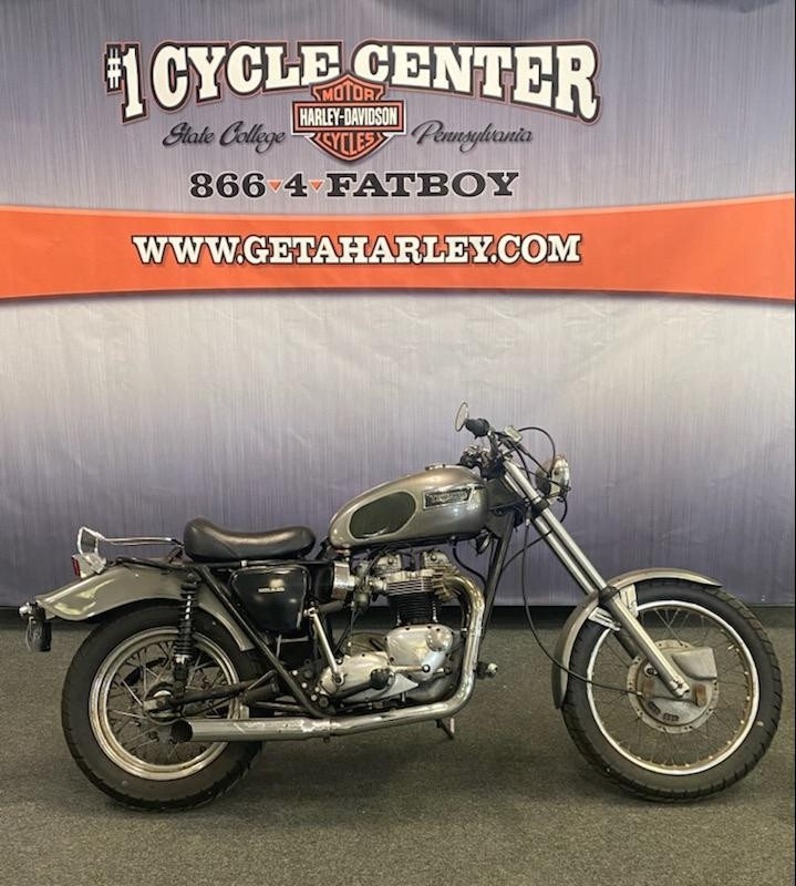1966 TRI RECONSTRUCTED at #1 Cycle Center Harley-Davidson