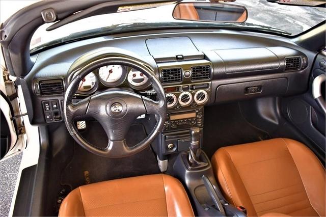 2001 Toyota MR2 Spyder at Star City Motor Sports