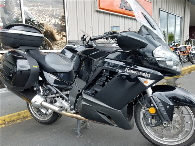2009 Kawasaki Concours 14 at Lynnwood Motoplex, Lynnwood, WA 98037