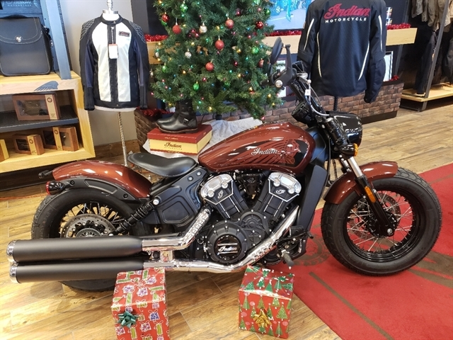 2020 Indian Scout Bobber Twenty at Youngblood Powersports RV Sales and Service