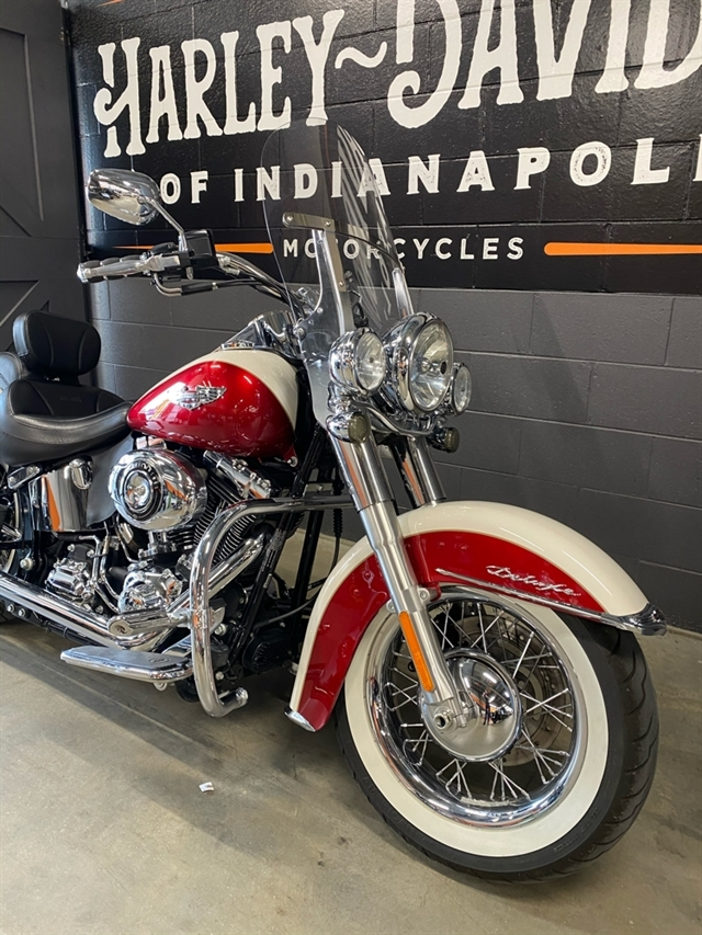 2013 Harley-Davidson Softail Deluxe at Harley-Davidson of Indianapolis