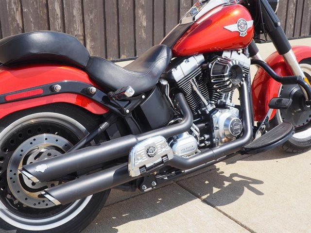 2013 Harley-Davidson Softail Fat Boy Lo at Loess Hills Harley-Davidson